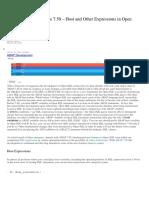 Novos comandos ABAP versão 7.50