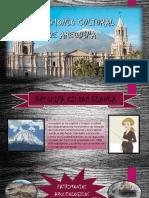 Patrimonio Cultural de Arequipa