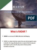 RADAR Jamming and Anti-Jamming