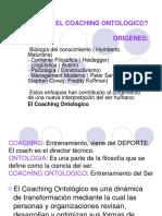 Que Es El Coaching Ontologico
