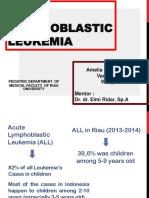 Leukemia Limfoblastik Akut Ppt_(1)