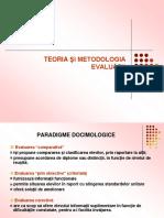 teoria_evaluarii