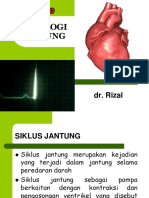 Fisiologi Siklus Jantung