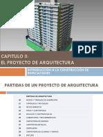 Arquitectura 3 Construcción Utp
