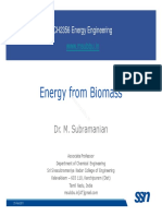 Energy Lecture 12 BiomassEnergy