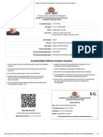 Atatürk Üniversitesi Açıköğretim Fakültesi Sınav İşlemleri Sistemi