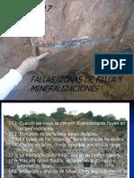Capitulo 17_fallas, Zonas de Fallas y Mineralizaciones