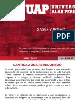 3. GASES Y POLVO