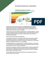 Salario Mínimo Nacional en Bolivia 2017 Sueldo Básico