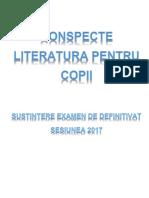 Literatura Pentru Copii Conspecte (15)