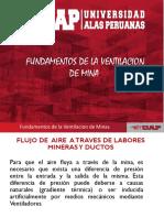 4. FUNDAMENTOS DE VENTILACION DE MINAS.pptx