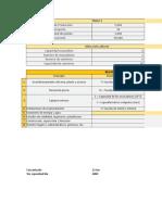 Excel Tablas Rajos