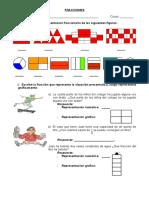 Guia Matematicas Fracciones Cuarto Basico