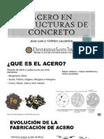 Acero en Estructuras de Concreto d.m.