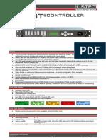 Controller Datasheet