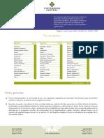 2014 Plan Estudios Carrera Ingenieria Mecanica
