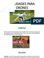 Utilidades Para Drones