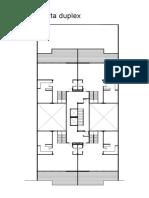 Planta Duplex