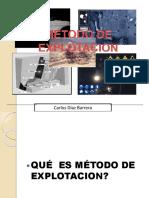 1.- METODO I