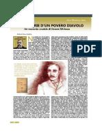 Massimiliano Sardina, « Le memotie d'un povero diavolo »