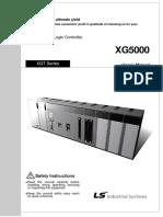 XG5000(IEC)Help Eng