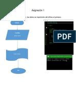 programación 1 ejemplos