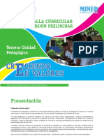Malla 3da Up Creciendo en Valores
