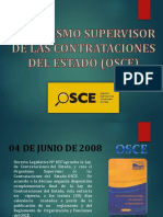 OSCE LEGISLACION
