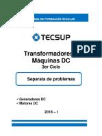 Separata de Problemas de Máquinas DC 2018-I