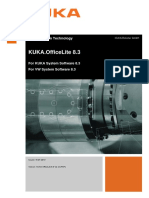 KUKA OfficeLite 83 En