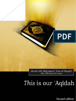 This is Our Aqeedah - Www.islamicline.com