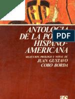 Cobo Borda, Juan Gustavo - Antologa de La Poesa a