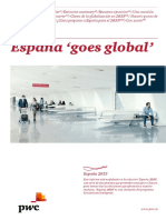 España 'goes global'