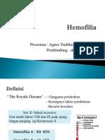 Agnes - Hemofilia.pptx