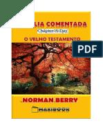 A Bíblia Comentada PDF