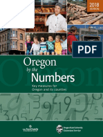 Oregon by the Numbers 2018