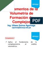 CLASE 10 - Fundamentos  de la Volumetria de Formación de Complejos.pdf