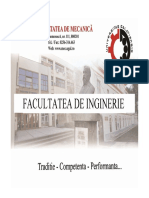 Prez. F Inginerie (Mecanica)