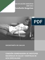 Transfusion Sanguine Aversion 5