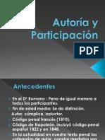 31368678 Autoria y Participacion DIAPOSITIVAS UNPRG