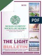 4. Bulletin (Rabiu Thaani 1439)