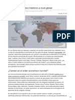 Elordenmundial.com-El Orden Económico Histórico a Nivel Global