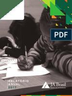 Relatório Anual 2017 - JA Brasil