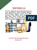 Perfumes Jj 1