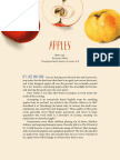 The Fruit Forager's Companion - Apples