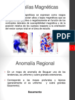 Magnetometria Anomalias