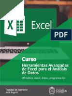 Herramientas Avanzadas Excel