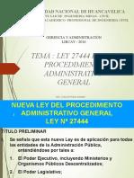 3-LEY 27444
