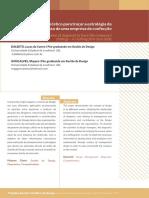 A contribuição do diagnóstico para traçar a estratégia da empresa – Estudo de caso de uma empresa de confecção.pdf