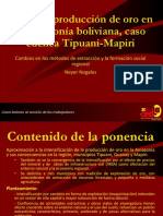 Bolivia Nnogales 1